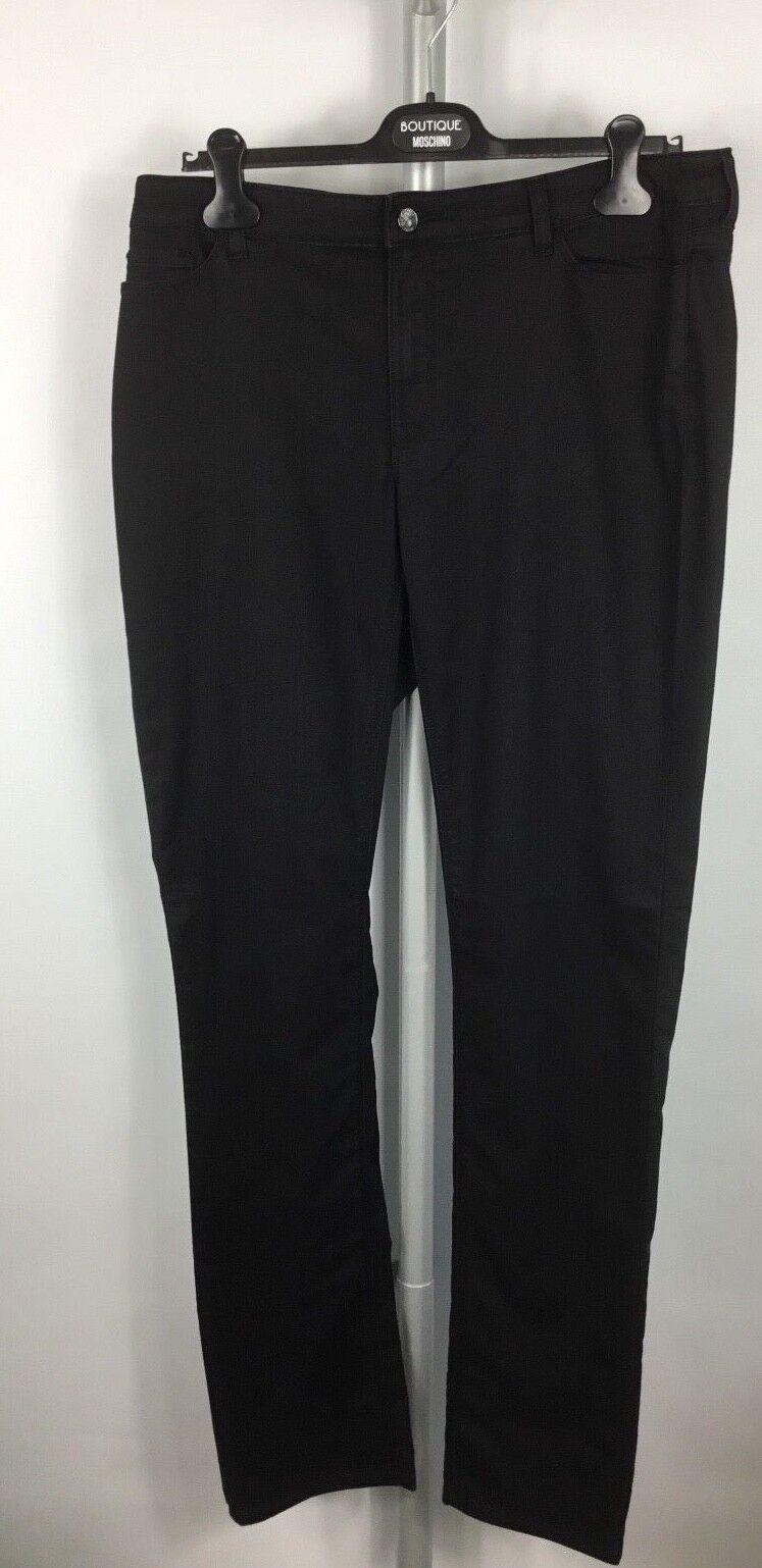 Armani Jeans J85 size Moyenne black Jean Neuf avec Étiquette sizes 15 17