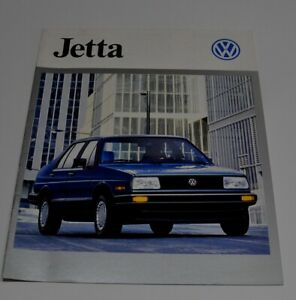 1986-Volkswagen-Jetta-MK2-sales-brochure-catalog-Canada-english