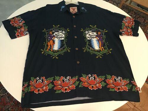 Australian Mambo Loud Shirt XL