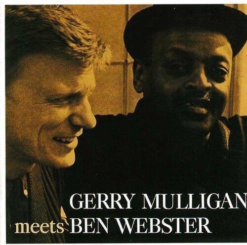 Gerry Mulligan - Meets Ben Webster [New CD]