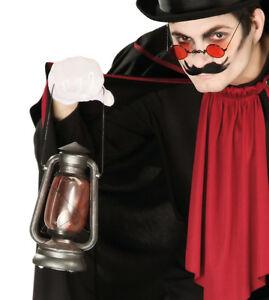 Halloween Zombie Piratenschiff Laterne Leuchtend Kostüm Requisit