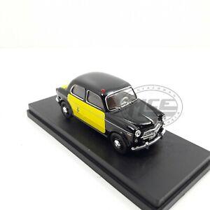 1/43 Fiat 1100/103 Taxi Barcelone 1956 Rio Nouveau Nouveau