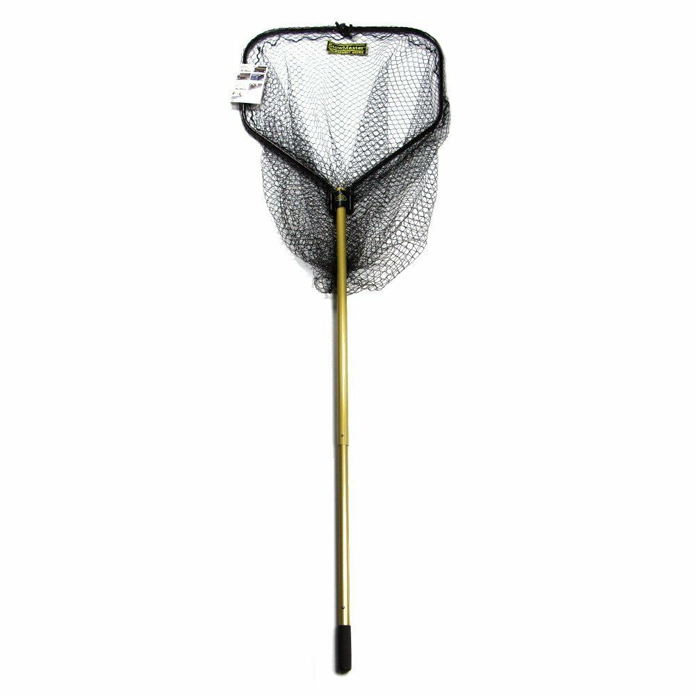 New Norsemen StowMaster Tournament Series Precision Muskie 94″ Net - Hoop