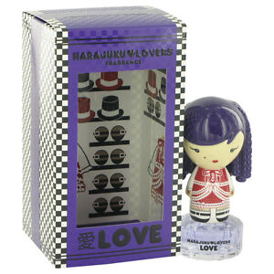 Harajuku Lovers Wicked Style Love By Gwen Stefani Edt Spray .33 Oz