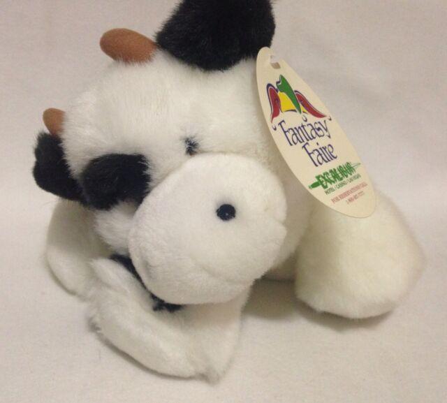 Excalibur Las Vegas Cow Plush