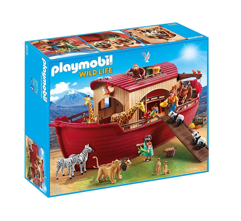 Playmobil - Wild Life - 9373 - Arche Noah - NEU OVP