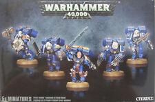 Warhammer 40K: Adeptus Astartes: Space Marine: Vanguard Veteran Squad  NEW