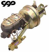55 56 57 Chevy Belair 7 Power Brake Booster Conversion Kit Disc / Disc