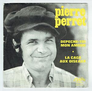 Pierre Perret 45 Tours Toi Mon Amour Depeche La Jaula Para