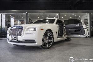 2015 Rolls-Royce Wraith -