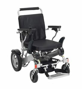 Livewell-InstaFold-Folding-Travel-Electric-Wheelchair-Portable-Powerchair-4mph
