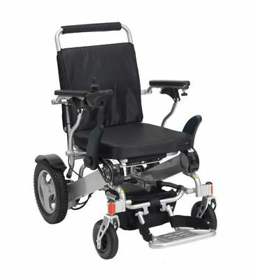 Livewell Instafold Folding Travel Electric Wheelchair