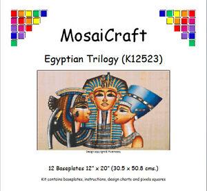 MosaiCraft-Pixel-Craft-Mosaic-Kit-039-Egyptian-Trilogy-039-Pixelhobby