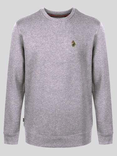 Luke 1977 Mens The Runner Long Sleeve Sweatshirt Tracksuit Top