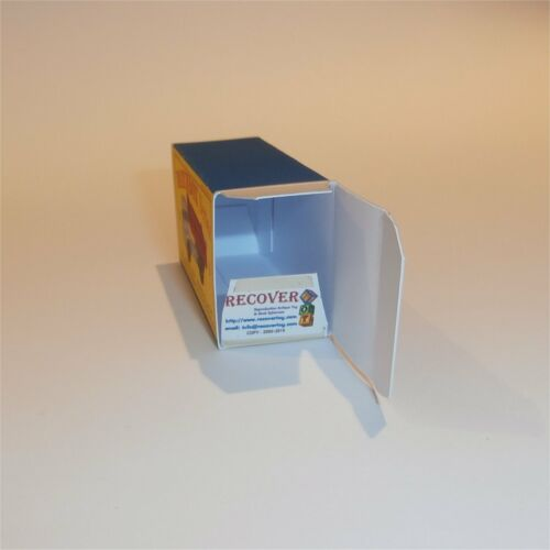 MATCHBOX LESNEY 3 B BEDFORD TIPPER Camion Vide repro D style Box