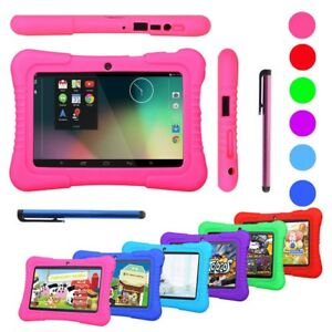 7-034-Google-Android-Tablet-PC-16GB-WIFI-Quad-Core-HD-Dual-Camera-Bundle-Kids-Game