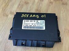 MERCEDES OEM W220 PARKTRONIC PARK ASSIST CONTROL MODULE BRAIN 0205455232