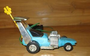 1960-039-s-1970-039-s-Remco-Super-Wheelie-Expand-O-Car-Battery-operated-Stunt-Car