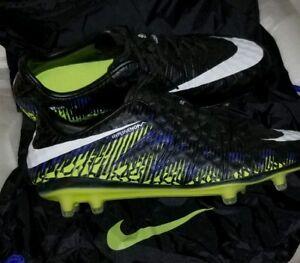 * Wow * Nike Hypervenom Phinish Ii Fg Homme 8 Acc Soccer Vapor Neymar Brasil Pro-afficher Le Titre D'origine