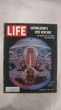 Life Magazine December 17th 1965 Catholicism's Epic Venture Publisher Time mg818