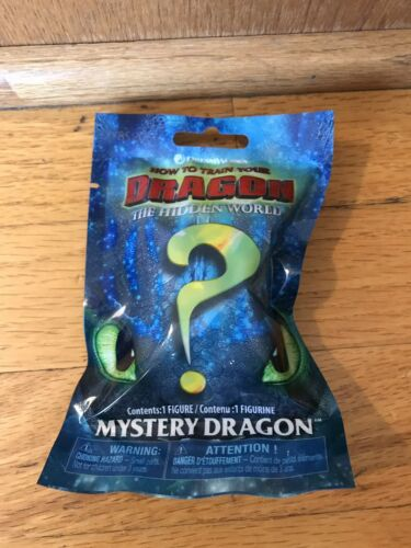 """1 2.5/"""" How to Train Your Dragon The Hidden World Blind Bag Mystery Figure 1/"""""""