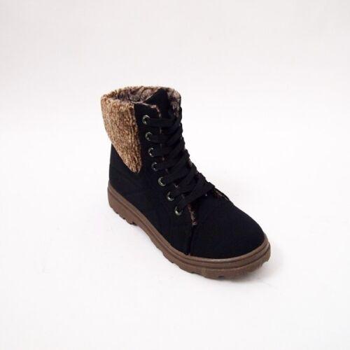 Lacets 3007 Chaussures Baskets Femme Bas Bottines Mode Polacchine Rembourrées F40OUq1w4