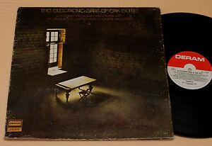 LP-ELECTRONIC-SPIRIT-OF-ERIK-SATIE-1-ST-DERAM-1972-EX