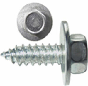 14-X-3-4-034-HEX-HEAD-ACME-SCREW-TAPPER-TAPPERS-SCREWS-CAPTIVE-WASHER-QTY-25-STW4
