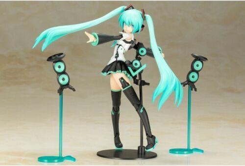 Frame Music Girl Hatsune Miku Frame Arms Girl 150 mm Plastic Japanese