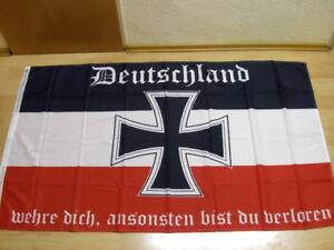 Fahnen-Flagge-Deutsches-Reich-Deutschland-wehre-dich-90-x-150-cm