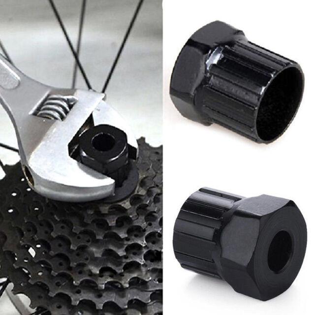 Tool Remover Cassette Removal Lockring Freewheel Repair Flywheel Bicycle Bike #