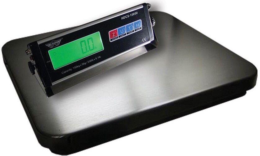 Balance hdcs150 Parcel plate-forme numérique 150kg / 50 g MyWeigh hdcs150 Balance 794174