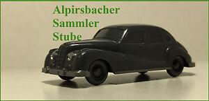 A-S-S-WIKING-UNVERGLAST-BMW-501-D-BASALTGRAU-GK-190-1J-CS-134-1J-1-W-TOP
