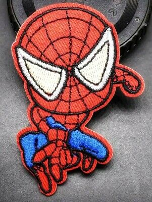 """X-MEN IRON ON PATCH 3.75/"""" Red Black X Comic Book Super Hero Embroidered Applique"""