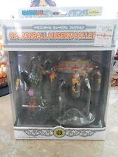 original dragonball museum unifive cell time machine capsule celula trunks