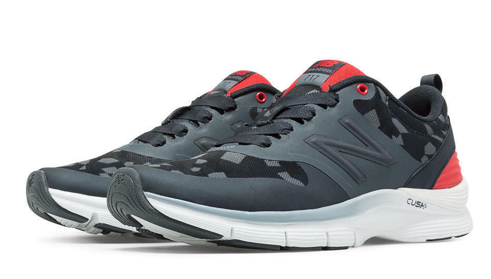 NEW BALANCE Femme WF717GC GRAPHIC FITNESS Chaussures ~ Charcoal/  Gris