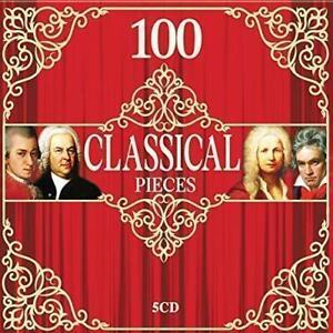 5CD-Musica-Classica-Vivaldi-Mozart-Chopin-Strauss-Bach-Beethowen-Haydn