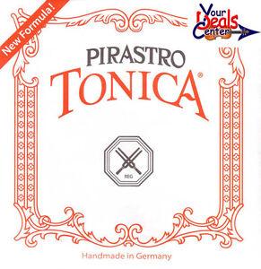 Actif Tonica Violon G String 1/16-1/32 Silver Wound Medium-afficher Le Titre D'origine Dessins Attrayants;