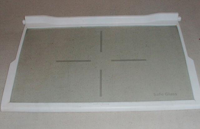 für NEFF Kühlschrank Glasplatte,Einlegeboden,Glasboden 45x29,5  cm TOP.