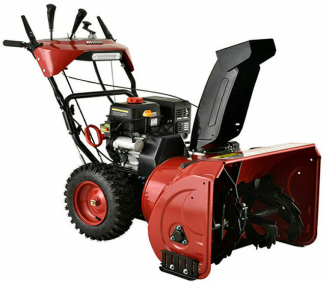 Amico Ast30 302cc Two Stage Gasoline Engine Snow Blower Thrower 30 For Sale Online Ebay