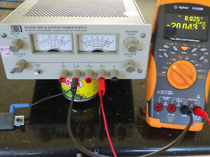 Agilent-HP 6236B Triple Power Supply--Guaranteed to Work--See Details