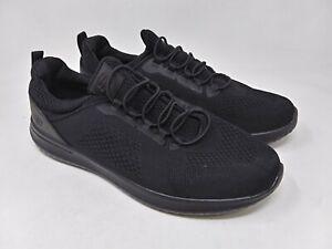 NUOVO-Uomo-Skechers-65509-Delson-Brewton-Casual-Sneaker-Oxford-Nero-G54