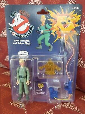GHOSTBUSTERS KENNER Classics Egon Spengler Figure Exclusive
