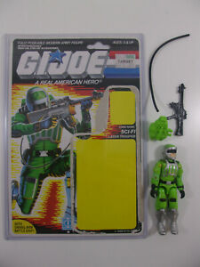 Vintage-Hasbro-1986-GI-Joe-ARAH-SCI-FI-Figure-100-Complete-W-FULL-File-Card