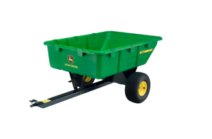Brinly-Hardy Utility Dump Cart 10 cu Weight Capacity ft Steel Frame 650 lb