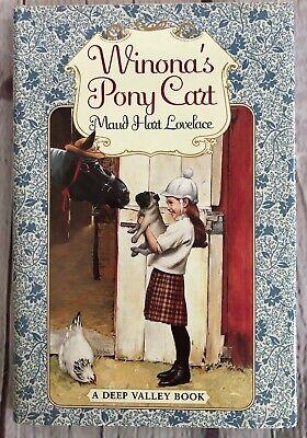 Winona's Pony Cart [Betsy-Tacy] by Lovelace, Maud Hart , Hardcover Brand New 9780060288754 | eBay