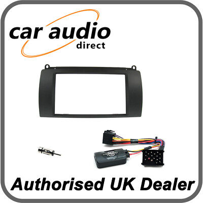 Connects2 CTKRO01 Rover 75 2000 On Complete Double Din Stereo Fitting Kit