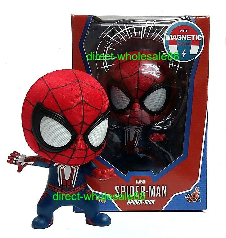 Crazy Toys 4 Inches Home Coming Spiderman Magnetic Cosbaby New