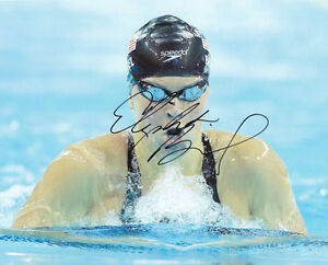 ELIZABETH-BEISEL-USA-SWIMMING-2016-OLYMPICS-SIGNED-AUTOGRAPH-8X10-PHOTO-COA-1