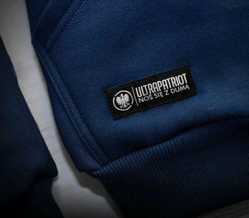 ULTRAPATRIOT Sweatshirt Hoodie Bluza Patriotic Polska Dywizjon Squadrom 303